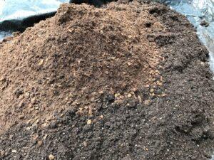 家庭菜園 土の再生